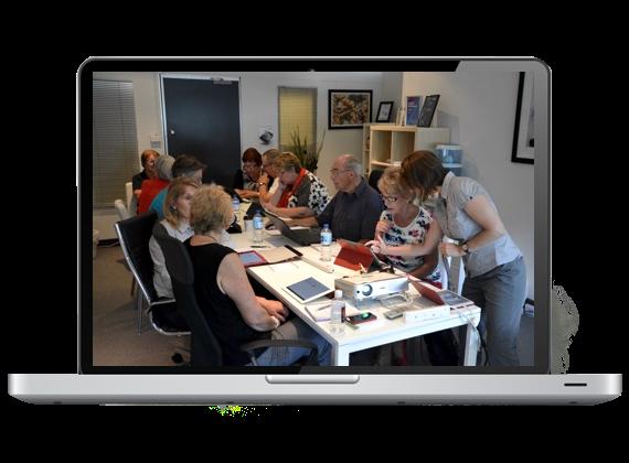 Group Training Laptop